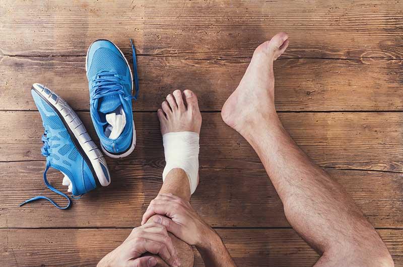 Ankle Sprains Fort Pierce, FL